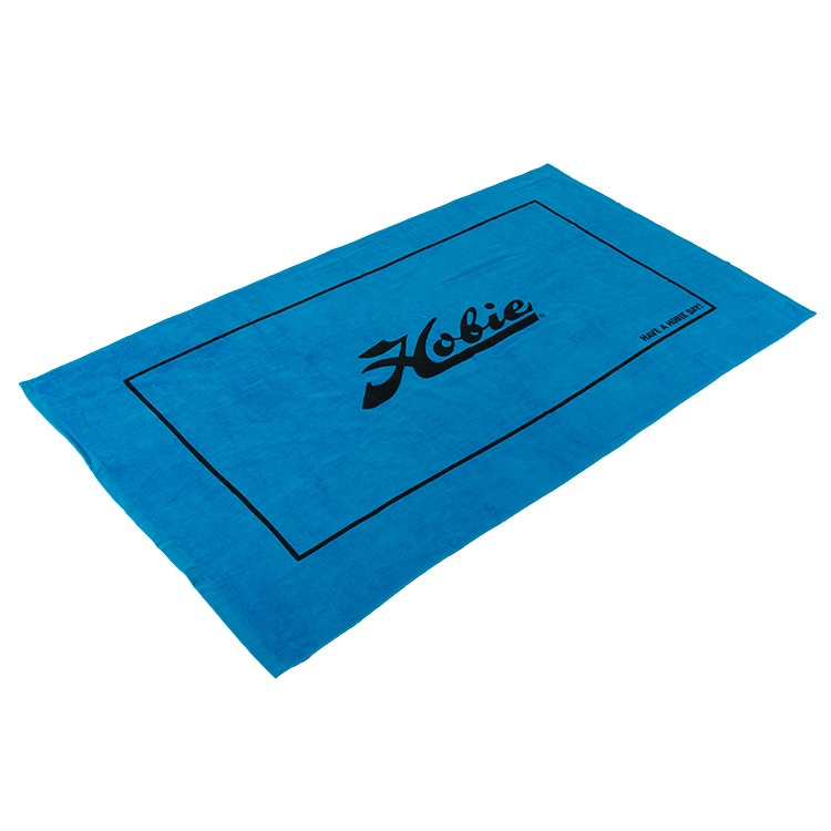 HOBIE BEACH TOWEL-AQUA 35x60