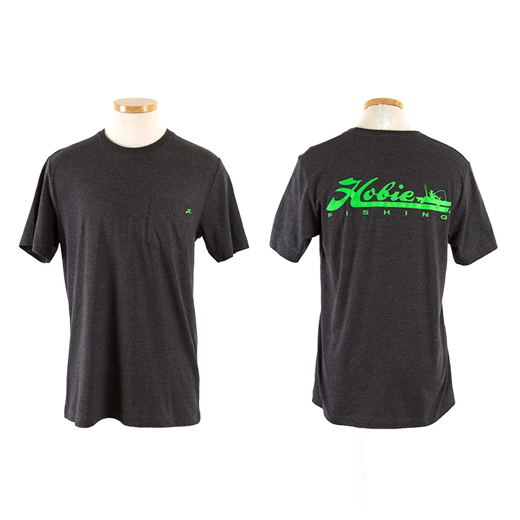 FISHING CHAR/LIME S/S M