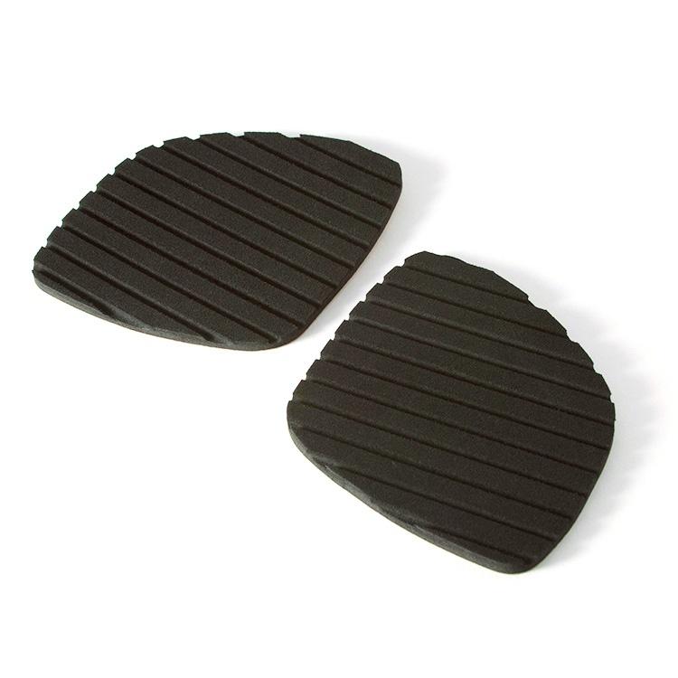 PEDAL PAD KIT BLACK (PAIR)