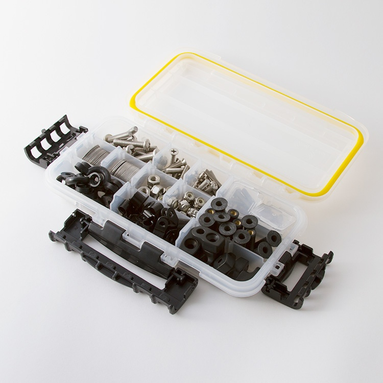 KAYAK RIGGING KIT - HARDWARE